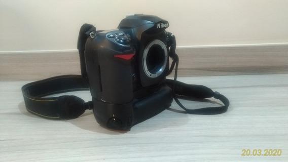 Câmara D200 Nikon.
