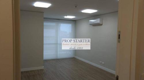 Imagem 1 de 11 de Conjunto À Venda, 25 M² Por R$ 350.000 - Paraíso - Prop Starter Adm. Imóveis - Cj0050