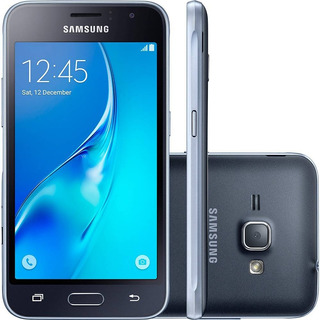Samsung Galaxy J1 2016 J120 Preto 8gb, Leia O Anuncio