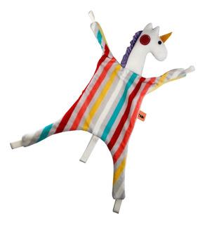 Manta Trapito De Apego Bebé Unicornio Osito Gatito Artesanal