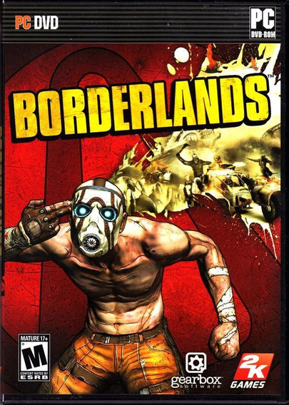 Jogo Pc - Borderlands