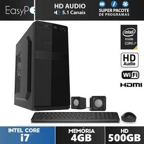 Computador Core I7 - Hd 1tb Geforce Gt 710 2gb + Brinde