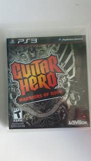 ..:: Guitar Hero Warriors Of Rock Ps3 Nuevo ::..