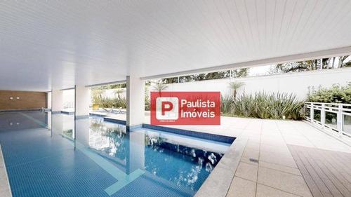 Apartamento Com 1 Dormitório À Venda, 40 M²  - Brooklin - São Paulo/sp - Ap29898