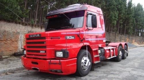 Scania 113 360 Top Line 1998/1998