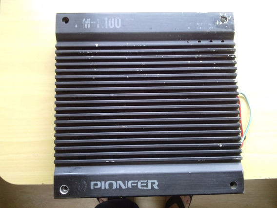 Módulo Automotivo Pioneer Gm-h100