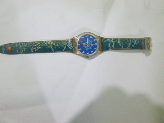 Vendo Swatch Comemorativo Da Eurocopa 2004