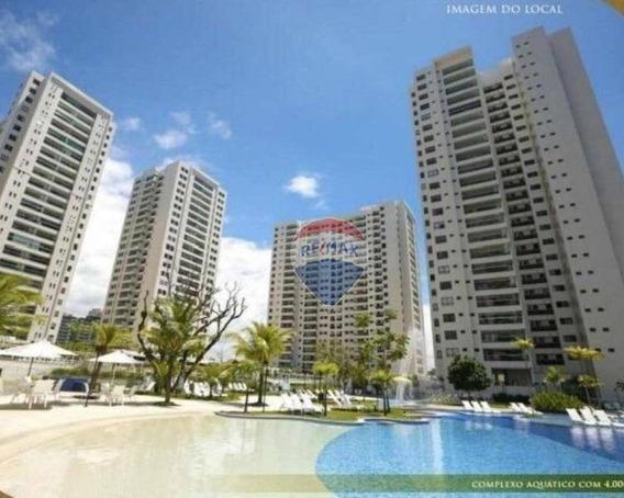 Apartamento Com 3 Quartos À Venda, 109 M² Por R$ 780.000 Em Boa Viagem - Ap0771