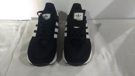 adidas Tenis Negros Talla 5.5
