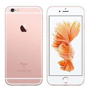 iPhone 6s Ouro Rosa