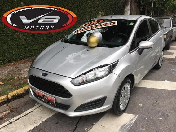 Ford Fiesta 1.6 16v Se Flex 2017