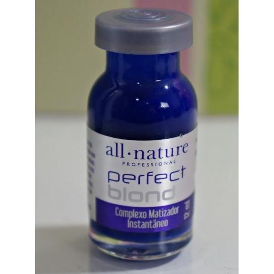 All Nature - Perfect Blond - Compleco Matizador Instantâneo