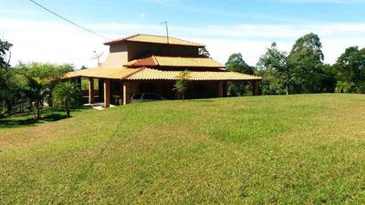 Chácara Com 4 Dorms, Chapada Grande, Itapetininga - R$ 500.000,00, 250m² - Codigo: 8887 - V8887