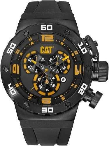 Relogio Caterpillar Ds49 Cronografo Silicone Ds16321127