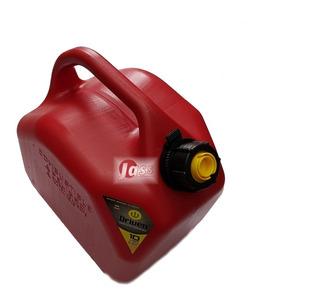Bidon Combustible 10 Litros Nafta Diesel Pico Vertedor Driven