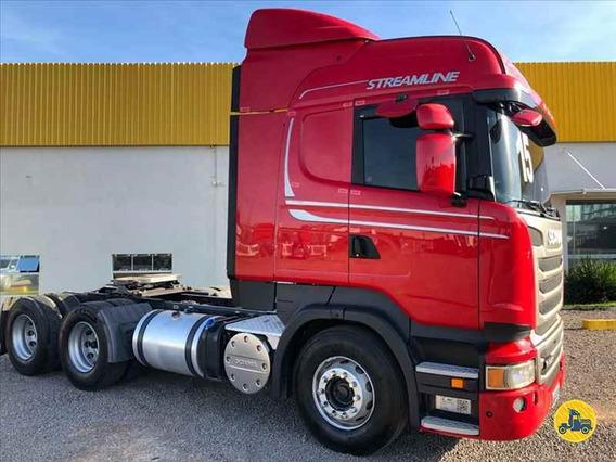 Scania R 440 A 6x2 Streamline 2015