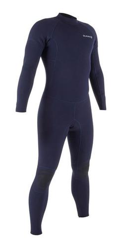 Imagen 1 de 3 de Traje De Surf Neopreno Hombre Color Azul