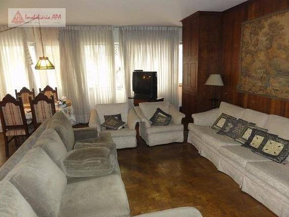 Apartamento Residencial À Venda, Higienópolis, São Paulo. - Ap0281