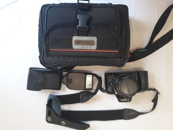 Maquina Fotográfica Analógica Canon Eos 1000