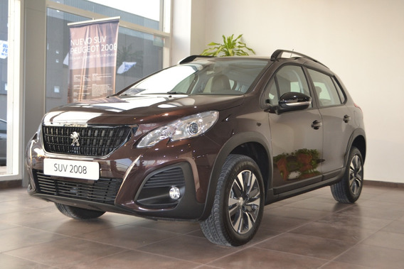 Peugeot 2008 Allure 1.6 Am20 0km 2020