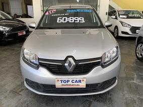 Renault Logan 1.6 Expression - Sem Entrada- Parcelas De $799