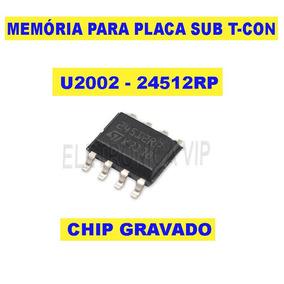 Aoc Le46h057d Memória Da Placa Sub T-con - Ci U2002 Gravado