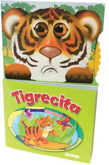 Tigrecita Colección Caritas