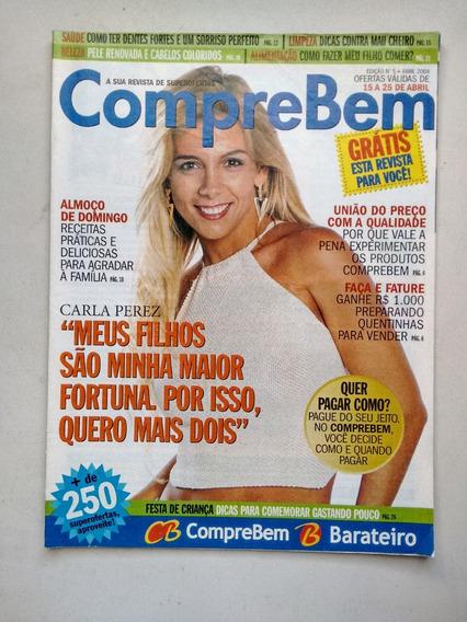 Revista Compre Bem 5 Carla Perez Saúde Beleza Beleza C800
