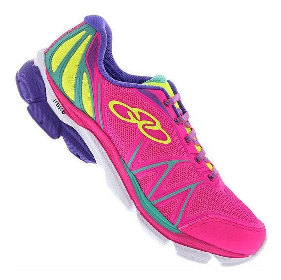Zapatillas Olympikus Modelo De Niñas Running Wee - (2391)