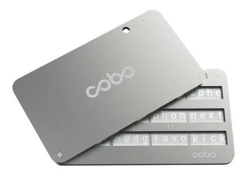 Cobo Tablet Backup Semilla Ledger Trezor Safepal