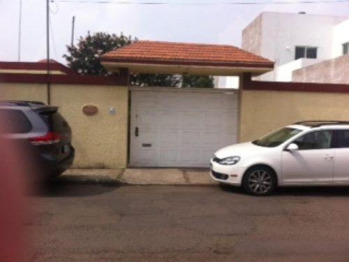Casa Sola En Renta Fracc Campestre Españita