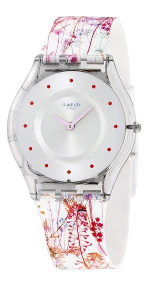 Relógio Swatch Jardin Fleuri - Sfe102