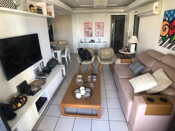 Apartamento Em Torre, Recife/pe De 98m² 3 Quartos À Venda Por R$ 425.000,00 - Ap279588
