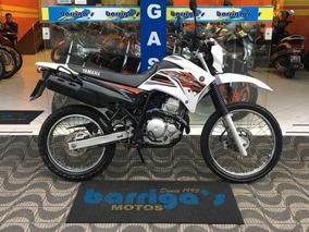Yamaha Lander 250cc Ano 2016 Branca Único Dono