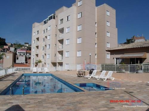 Imagem 1 de 15 de Ref.: 2856 - Apartamento Em Cotia Para Venda - V2856