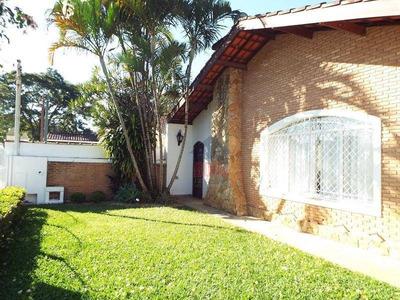 Casa Com 4 Dormitórios À Venda, 265 M² Por R$ 2.500.000 - Jardim Floresta - Atibaia/sp - Ca0117