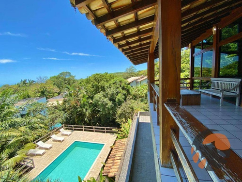 Casa A Venda Na Aldeia Da Praia Em Guarapari - Ca0441
