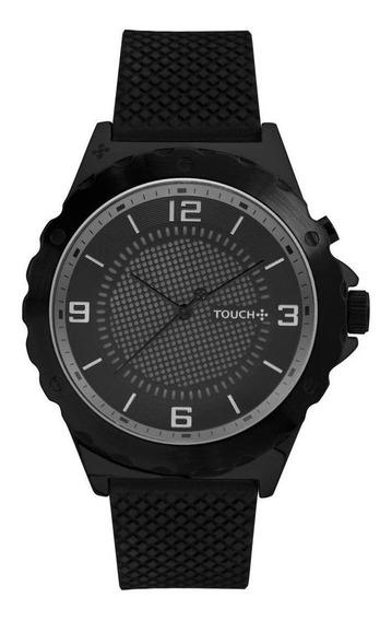 Relógio Touch Unissex Preto Tw2039kst/4p