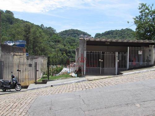 Terreno À Venda, 380 M² Por R$ 695.000 - Vila Clarice - São Paulo/sp - Te0022