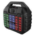 Iq Sound Portable Bluetooth Audio System With Led Display 5.