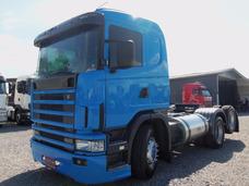 Scania R 124 400 6x2 2002
