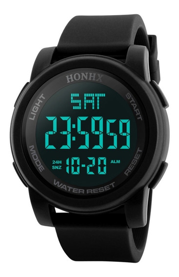 Relógio Digital A Prova D Àgua Mergulho Barato