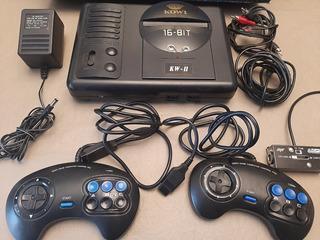 Consola Tipo Sega De 16 Bits - Kowi