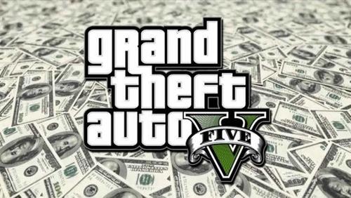 Dinheiro No Gta 5