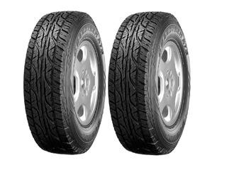 Kit 2 Dunlop Grandtrek At3 215/75 R15 100s Cuotas