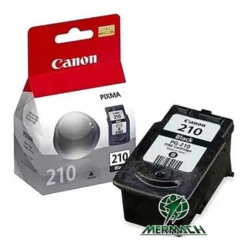 Tinta Canon Pg-210 Negro Mp250 Ip2700