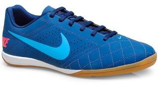 Tenis Nike Futsal Masculino Beco 2 Azulmarinho/azul