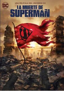 Dvd - Dcu: La Muerte De Superman