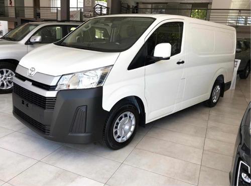 Toyota Hiace 2021 2.8 Tdi Furgón 6at L1h1 3a 4p