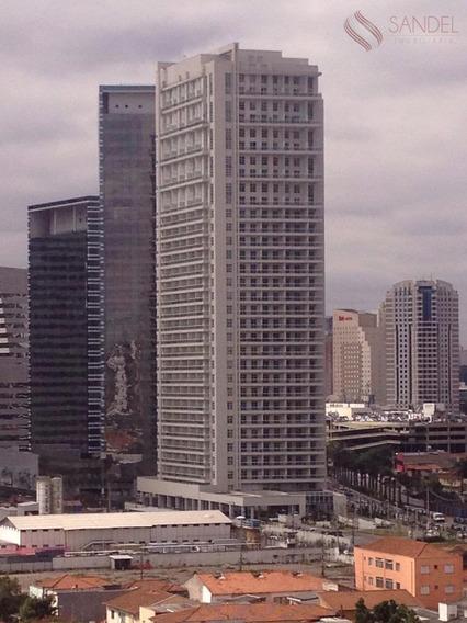 Sala Comercial Para Venda E Locação, Vila Cordeiro, São Paulo - Sa0005. - Sa0005